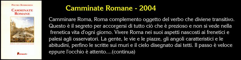 Camminate Romane
